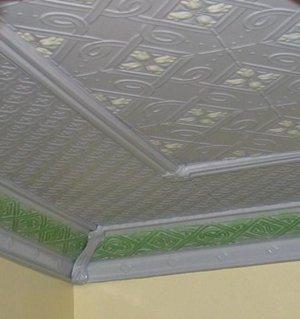 Потолок из пенополистирола от компании Люкс Рем в Москве