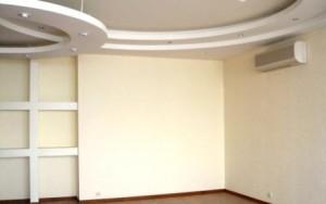 Выравнивание стен с помощью гипсокартона от компании Люкс Рем в Москве